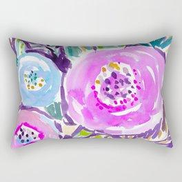 Gardens of Sausalito Rectangular Pillow