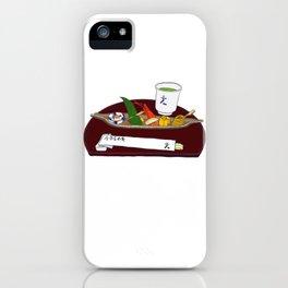 Japanese Sushi Kaiseki Starter iPhone Case