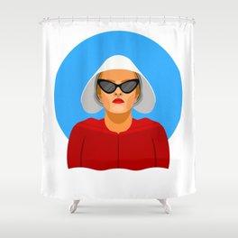 Handmaid's Tale Shower Curtain