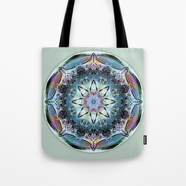 Mandalas from the Heart of Truth 2 Tote Bag