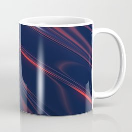 Iridescent Metal Coffee Mug