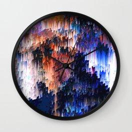 Abuse Phenomenon Wall Clock