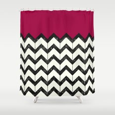 Suave Shower Curtain