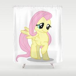 Fluttersweet Shower Curtain
