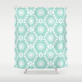 Southwest - Sweet Mint Shower Curtain