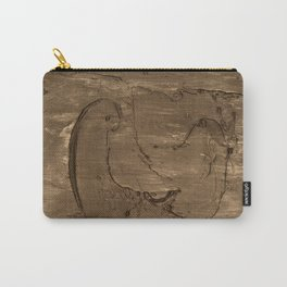 Nickel face Carry-All Pouch