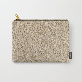 Oat. Background. Carry-All Pouch