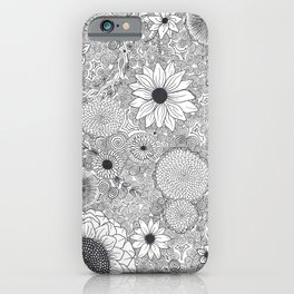 Tiny Blooms iPhone Case