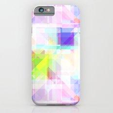 Geometric Splash iPhone 6s Slim Case