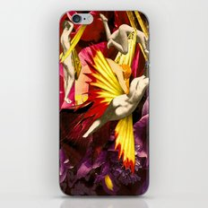 MUSES OF SATURN iPhone & iPod Skin