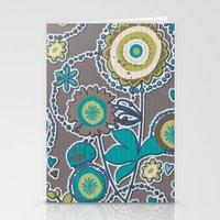 ladybug Stationery Cards featuring Ladybug by Robin Curtiss