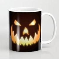 halloween Mugs featuring Halloween by Nicklas Gustafsson
