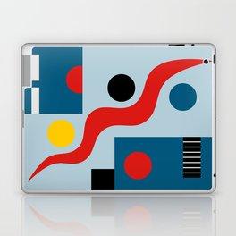 SWIMMERS IN WEIMAR Laptop & iPad Skin