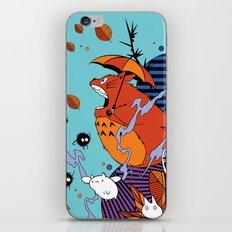Totoro's Friends iPhone & iPod Skin