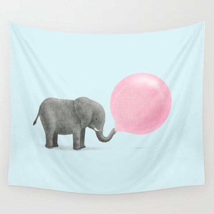 Jumbo Bubble Gum Wall Tapestry