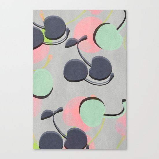 Cherry 2 Canvas Print