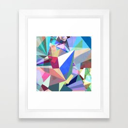 Colorflash 8 Framed Art Print