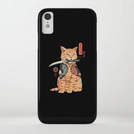 Catana iPhone Case