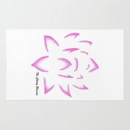 Fiore di loto Rug