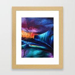 """""""KTSA"""" Painting Framed Art Print"""