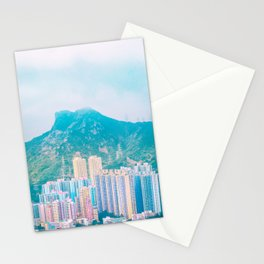 Under the Lion Rock Stationery Cards