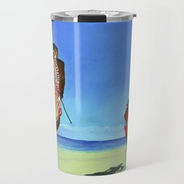Jumping Happy Togetter Travel Mug