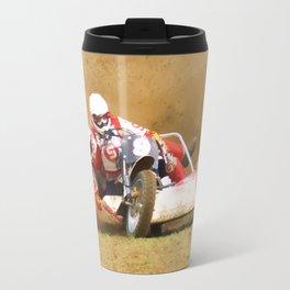 The race is on Travel Mug