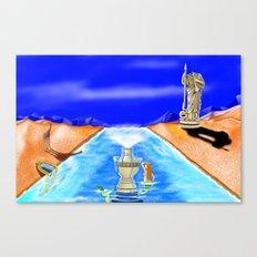 Tiberias Canvas Print