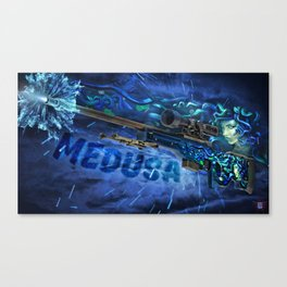 Sniper Rifle 6 Canvas Print