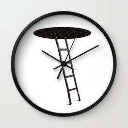 Cul de sac Wall Clock