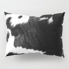 Rustic Cowhide Pillow Sham