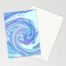 BLUE MIX Stationery Cards