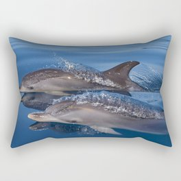 Dolphins Rectangular Pillow