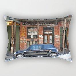 Virginia City Nevada Rectangular Pillow