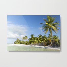 A piece of paradise Metal Print