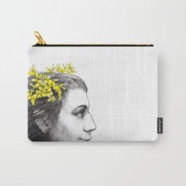 The spanish broom girl Carry-All Pouch