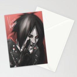 Vk Uchiha Madara Stationery Cards