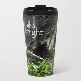 fallin knight  Travel Mug