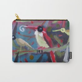 Party Birds Carry-All Pouch