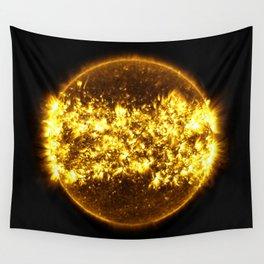 Sun ultraviolet light Wall Tapestry
