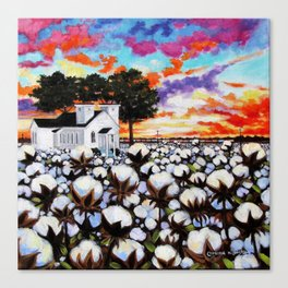 Sweet Sanctuary Canvas Print