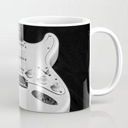 Simple White Strat Coffee Mug