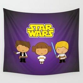Star Wars Trio Wall Tapestry