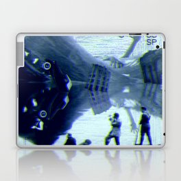 Incumbent Discourse of the Pond Laptop & iPad Skin
