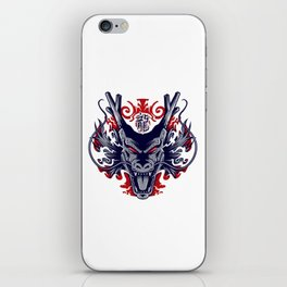 DRAGON BALL iPhone Skin