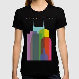 Shapes of Nashville T-shirt