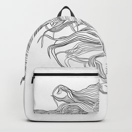 Howling Mane Backpack