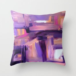 DALLiANCE Throw Pillow