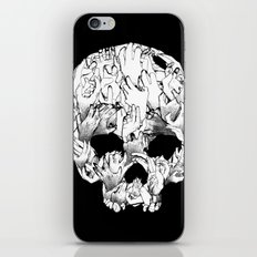 Shirt of the Dead iPhone & iPod Skin