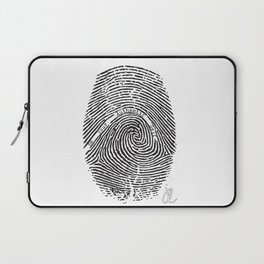 Be Your Authentic Self Laptop Sleeve